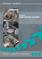 AUTOMATIC SAND TESTING SYSTEMS SPC Download