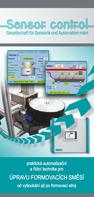 praktická automatizační a řídicí technika pro úpravu formovacích směsí od vytloukání až po formovací stroj