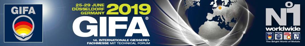 Termine - GIFA 2019 Banner