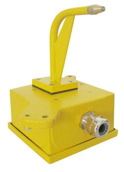Ansicht PT 100 Sensoren TF6-200
