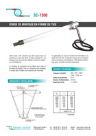 Download flyer | Capacitive Sensor Systems | Systèmes de capteurs capacitifs SC 200