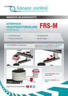 Automatische Feuchtigkeitsregelung am Chargenmischer FRS-M Download