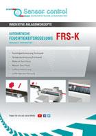 Download Prospekt Feuchtigkeitsregelung am Kühler / Kontimischer FRS-K