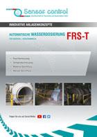 Automatische Wasserdosierung für Auspack-/Kühltrommeln FRS-T Download