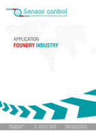 Download brochure Characteristic tasks and problems in the foundry management