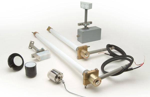 Mesure de l'humidité de la matière | Material Moisture Measurement | Système de capteurs optique UR 5500