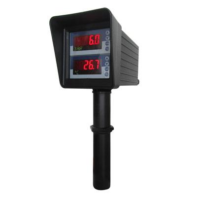 Plastometer mit zwei Anzeigen_Druck/Temperatur