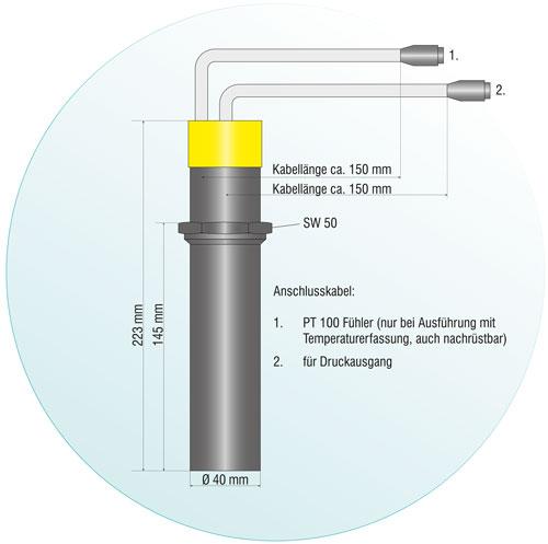 Plastometer Abmessung