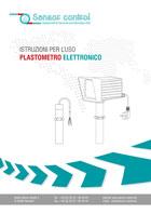 Plastometer Operating instructions